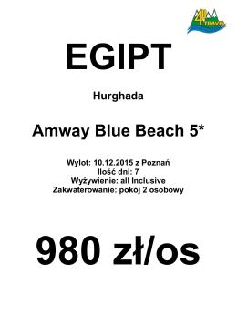 Amway Blue Beach 5
