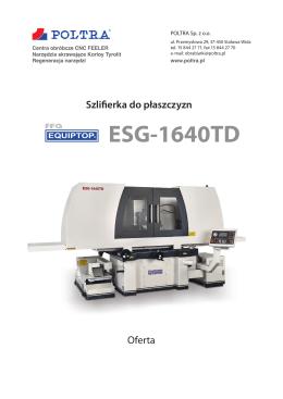 ESG-1640TD