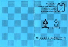 WOLA GULOWSKA 2014