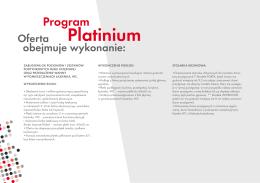 Platinium - redNet Dom
