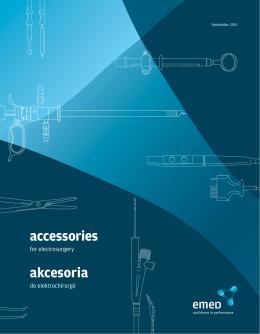 akcesoria do elektrochirurgii