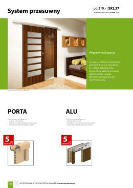 Pobierz PDF - Drzwi Porta