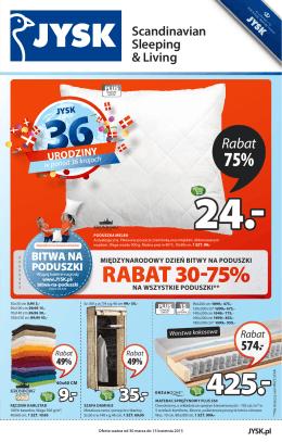 RABAT 30-75%