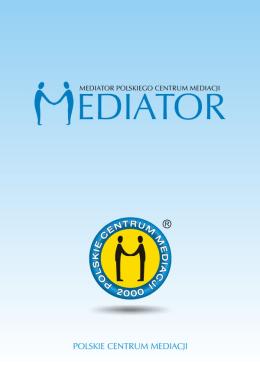 e-MEDIATOR - Polskie Centrum Mediacji