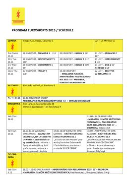 Euroshorts_2015_program