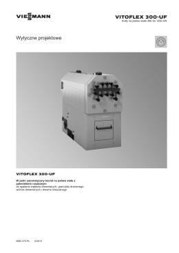 WP Vitoflex 300-UF 390-1250kW (05.2015)