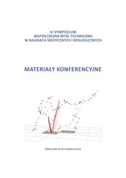 Materiały konferencyjne - Sławomir Winiarski