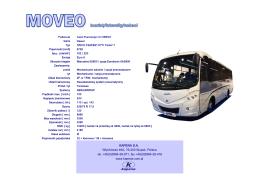 Specyfikacja Kapena Moveo EURO 6