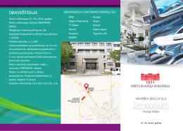 Simpozijum Hirurga Srbije 2016