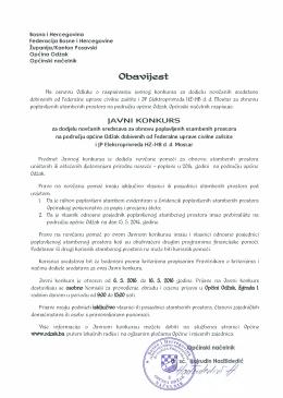 Oba  ijest - Općina Odžak