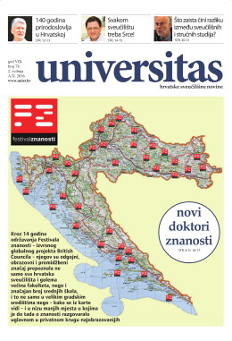 Universitas - br. 78 - Sveučilište u Splitu