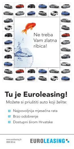 Tu je Euroleasing!