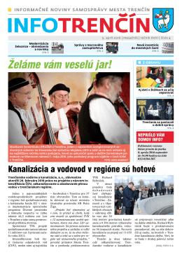 INFO Trenčín