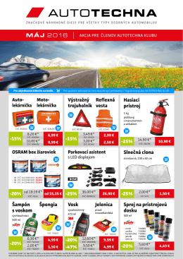 MÁJ 2016 - Autotechna