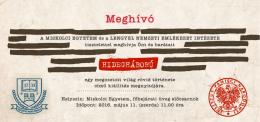 Meghívó - Miskolci Egyetem