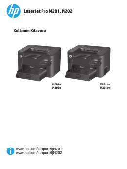 HP LaserJet Pro M201, M202