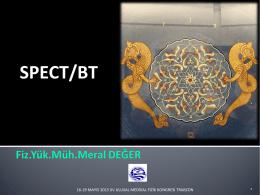 spect/bt - medikal fizik derneği