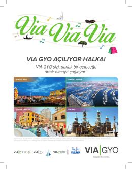Viaport Marina - Tera Yatırım