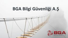 BGA Firma Broşürü