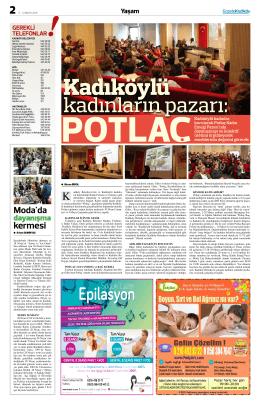 kermesi - Gazete Kadıköy