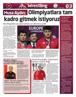 uww sayfa3 - Türkiye Güreş Federasyonu