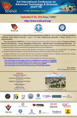 Call For Paper(1).cdr - International Conference on Advanced