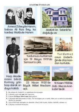 Atatürk Görevi
