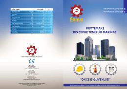 E-Katalog - Fanus Makina