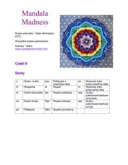 Mandala Madness - Crystals & Crochet