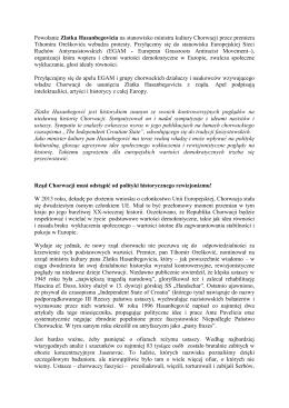 Treść listu - Otwarta Rzeczpospolita