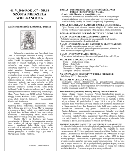 Parish Bulletin18