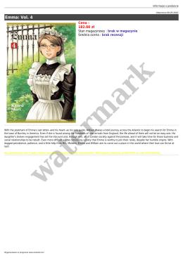 Emma: Vol. 4