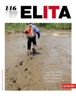 ELITA – magazín nejen o IT 15 let Schwanu s