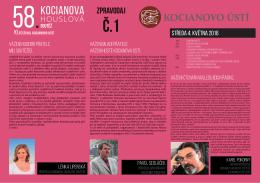 1. zpravodaj 2016 - Kocianovo houslové Ústí