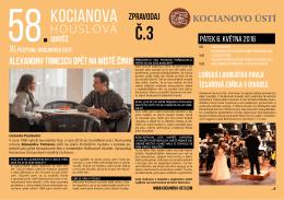 3. zpravodaj 2016 - Kocianovo houslové Ústí