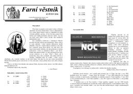 Fv 5 - 2016 pdf - Římskokatolická farnost Telč