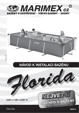 Návod - Marimex.cz