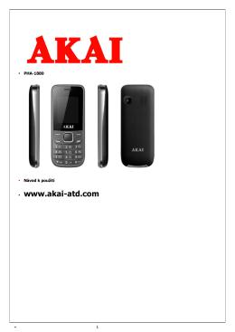 • www.akai