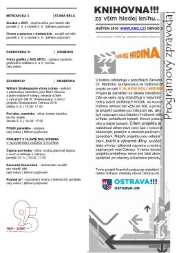 5/2016 - Ostrava-Jih