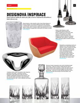 designová inspirace