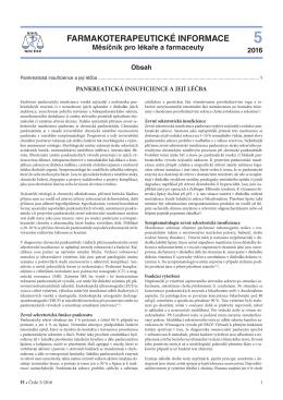 Farmaceutické informace 5/2016, soubor typu pdf,