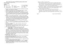 Zápis z 9. jednání Studentského parlamentu 4.5.2016