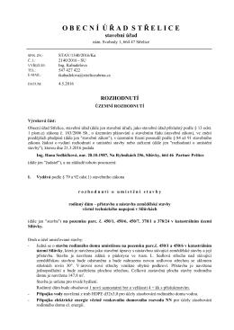 STAV/1340/2016/Ka ÚR RD-přístavba a