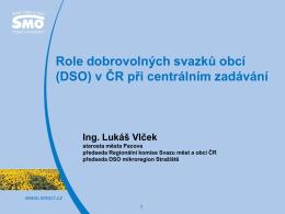 Lukáš Vlček, Svaz měst a obcí ČR