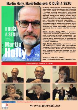 Martin Hollý, MarieTěthalová: O DUŠI A SEXU