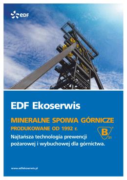 pobierz folder - EDF Ekoserwis
