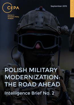 Polish Military Modernization