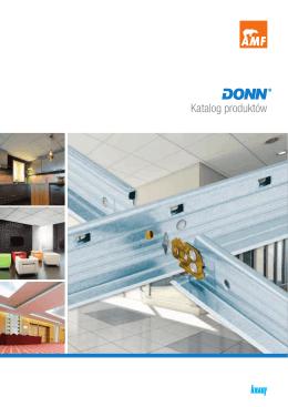 DONN Katalog produktów - Knauf AMF GmbH & Co. KG