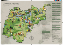 Mapa atrakcji turystycznych