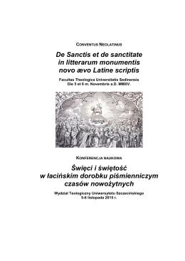 Pobierz:  - Classica, mediaevalia et cetera